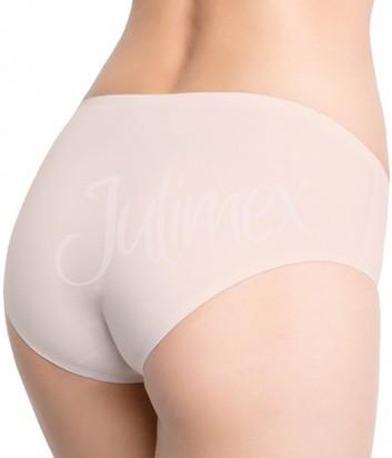 Хлопковые трусики Julimex Cotton Classic телесные