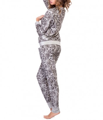 Трикотажный костюм Suavite 511211 с вышивкой