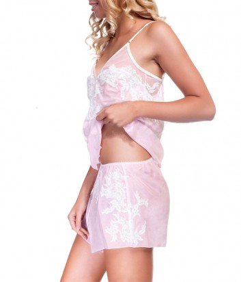 Комплект Suavite Элен розовый