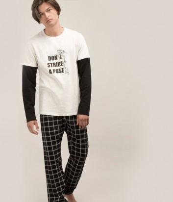 Мужская пижама Gisela 21488
