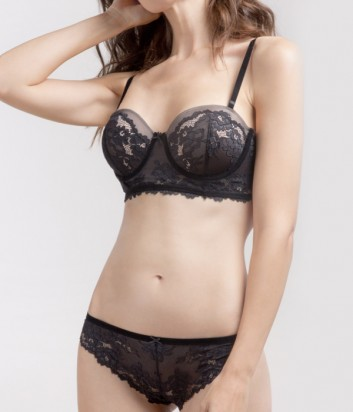 Комплект белья Gisela 30137 черный