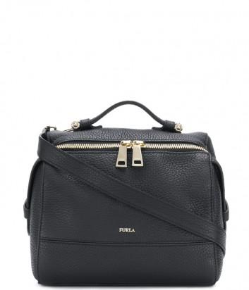 Кожаная сумка-рюкзак Furla Dalia 961793 черная