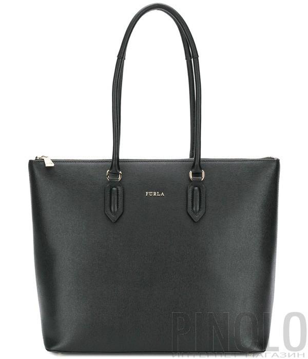 cce19f82edbc Замшевая сумочка Loriblu 0115 черная с алым цветком - купить в  Интернет-магазине PINOLO