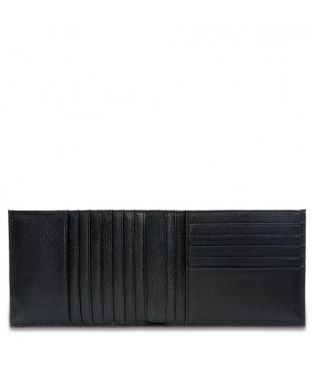 Мужское портмоне Piquadro Modus PU1241MO с отделениями для 12 карт черное