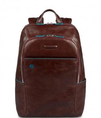 Кожаный рюкзак Piquadro Blue Square CA3214B2 коричневый