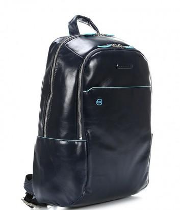 Кожаный рюкзак Piquadro Blue Square CA3214B2 синий