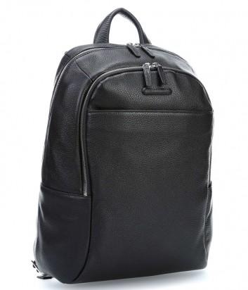 Кожаный рюкзак Piquadro Modus CA3214MO с отделением для ноутбука черный