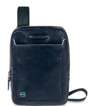 Сумка Piquadro Blue Square CA3084B2 с отделением для iPad синяя