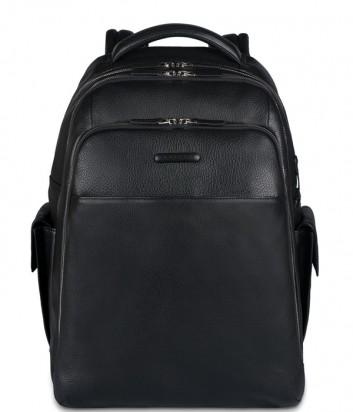 Кожаный рюкзак Piquadro Modus CA3444MO черный
