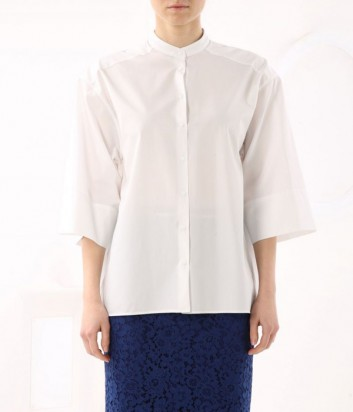 Белая рубашка в стиле кимоно ICEBERG с Бакс Бани на спине