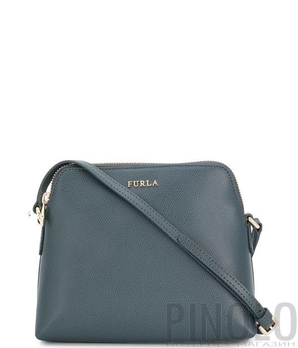 58bb0e510476 Набор матрешка Furla Boheme 978539 серая сумка и две цветные косметички