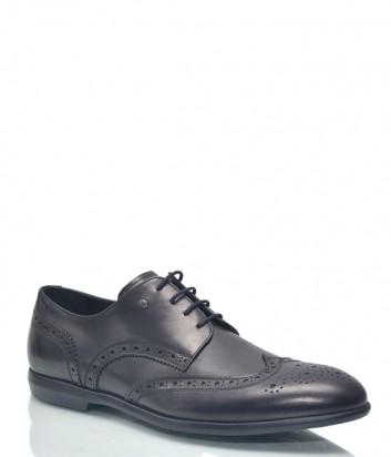 Классические мужские туфли Roberto Serpentini 9322 черные