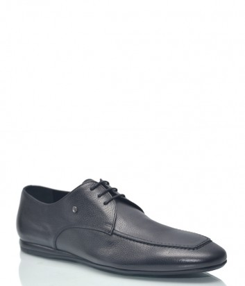 Кожаные туфли Roberto Serpentini 9805 черные