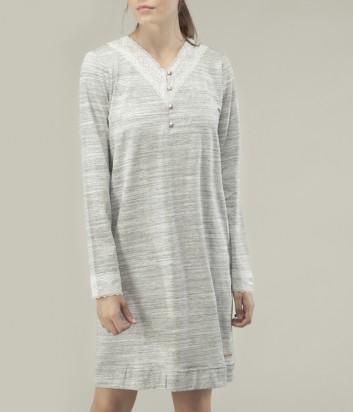 Ночная рубашка Gisela 1532 светло-серая