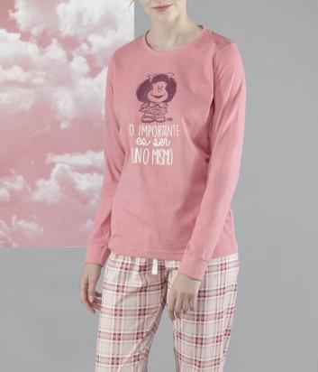 Женская хлопковая пижама Gisela 1545
