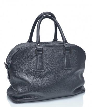 Кожаная сумка Leather Country 4293252 черная