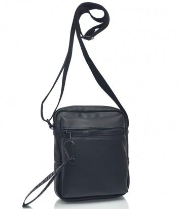 Мужская сумка через плечо Bikkembergs 1006 черная