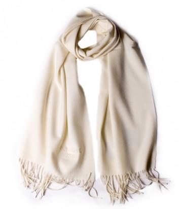 Теплый женский шарф Moschino Boutique 30313 молочный