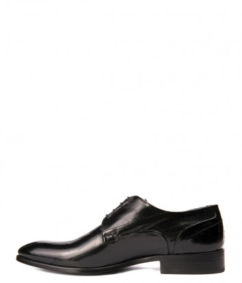 Мужские кожаные туфли Baldinini 896727 черные
