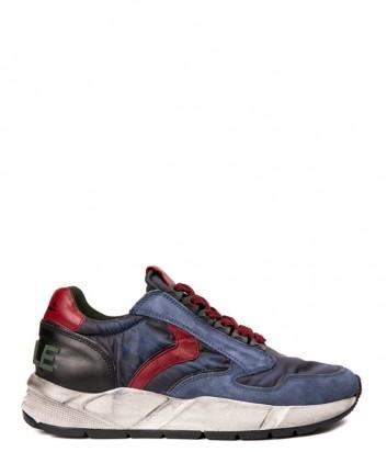 Мужские кроссовки Voile Blanche 2013271 комбинированные синие