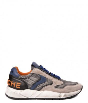 Мужские кроссовки Voile Blanche 2013271 комбинированные серые