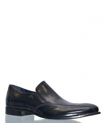 Кожаные туфли Fabi 6625 черные
