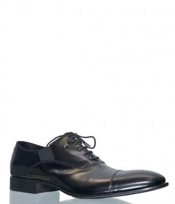 Кожаные туфли Fabi 3129 черные