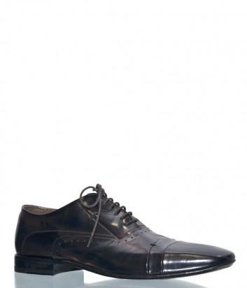 Кожаные туфли Fabi 3336 черные