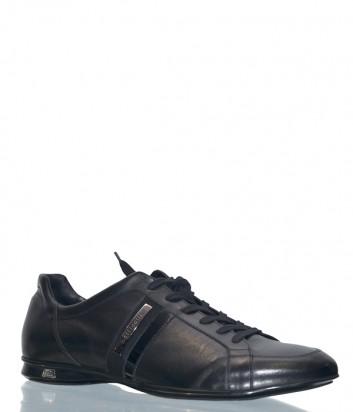 Кожаные туфли Roberto Botticelli 26133 черные