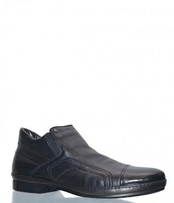 Кожаные ботинки Mario Bruni 89947 черные
