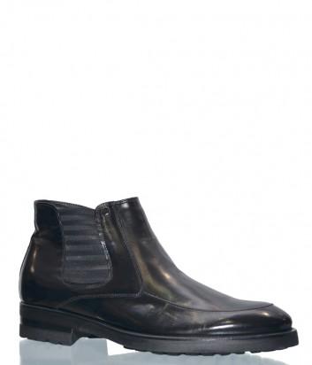Кожаные ботинки Mario Bruni 18879 черные