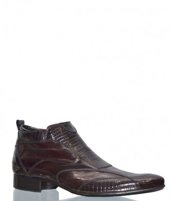 Кожаные туфли Mario Bruni 85518 коричневые