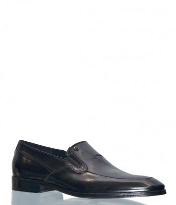 Кожаные мужские туфли Mario Bruni 58602 черные
