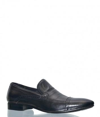 Мужские кожаные туфли Mario Bruni 51379 черные