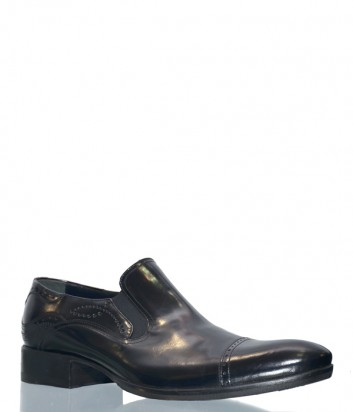 Мужские туфли Barcly 8204 в полированной коже