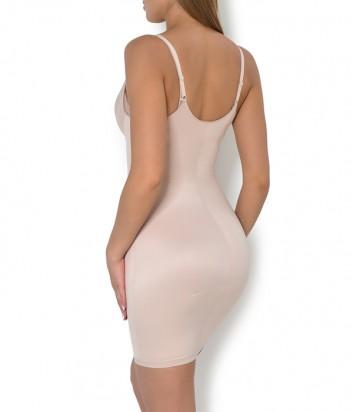 Утягивающее платье Janira 31401 кофейное