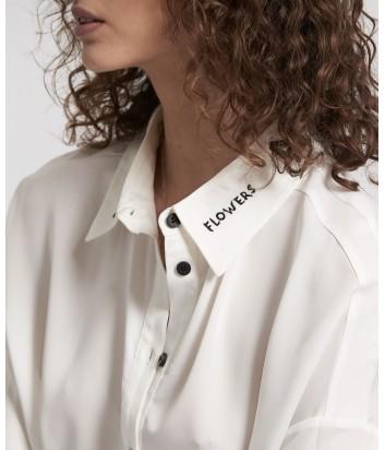 Легкая рубашка One Teaspoon 21407 белая