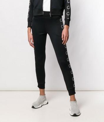 Спортивные брюки Karl Lagerfeld 91KW1050 с брендированными лампасами
