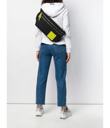 Нейлоновая поясная сумка Karl Lagerfeld 91KW3087 с неоновыми вставками