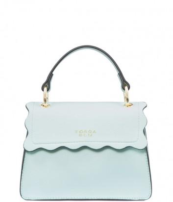 Компактная сумка Tosca Blu TS1935B43 с откидным клапаном мятная