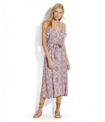 Длинное платье Seafolly 53398 с принтом