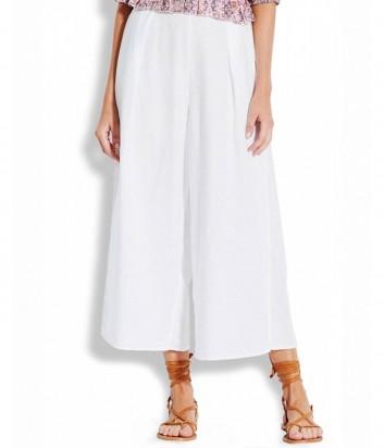 Легкие укороченные штаны Seafolly 53331 белые