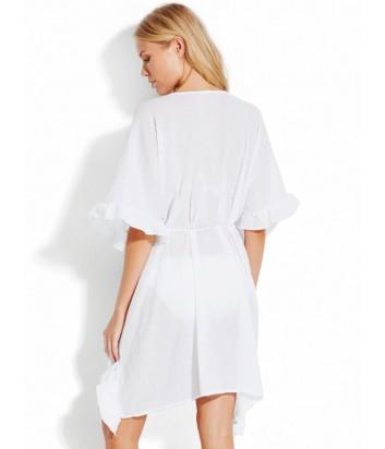 Пляжное платье Seafolly 53422-KA белое