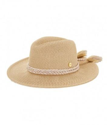 Шляпа Seafolly 71299-HT золотая