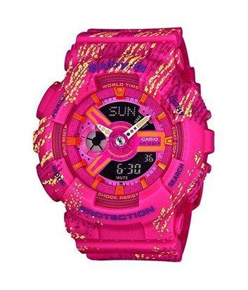 Часы Casio Baby-G BA-110TX-4AER