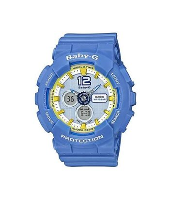 Часы Casio Baby-G BA-120-2BER