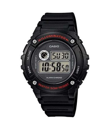 Часы Casio Collection W-216H-1AVEF
