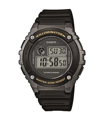 Часы Casio Collection W-216H-1BVEF