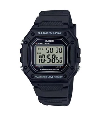 Часы Casio Collection W-218H-1AVEF