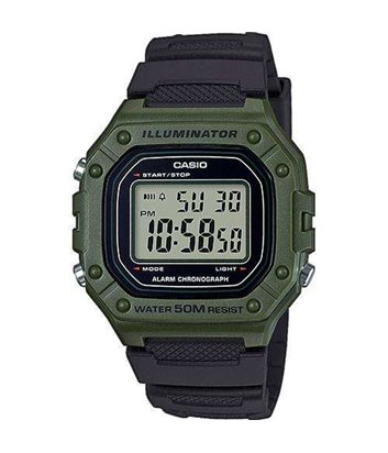 Часы Casio Collection W-218H-3AVEF